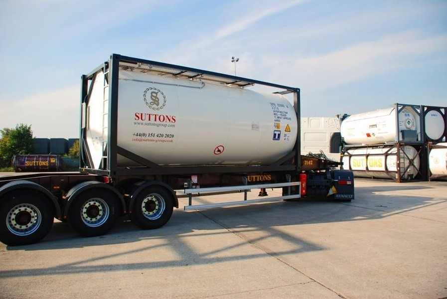 Suttons chemical logistics