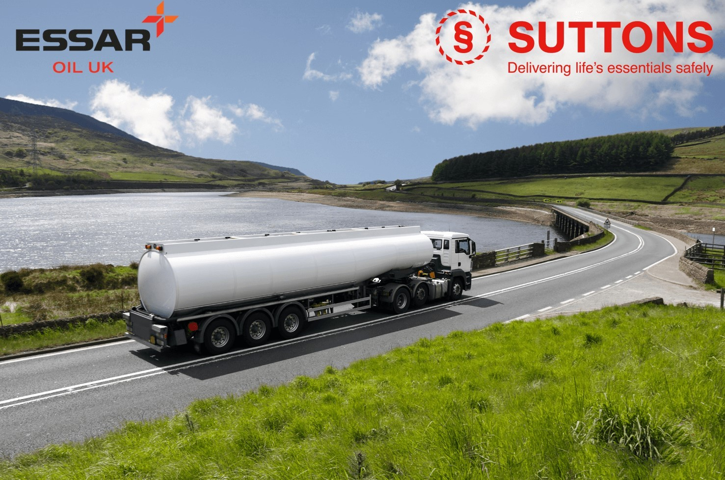 SUTTONS TANKERS WINS NEW BUSINESS CONTRACT WITH ESSAR